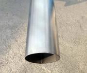 不锈钢拉丝椭圆管